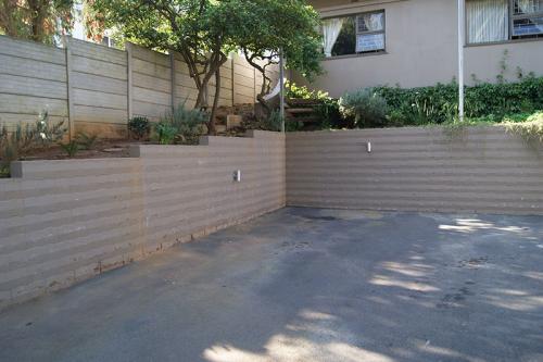 Durbanville Retaining Wall