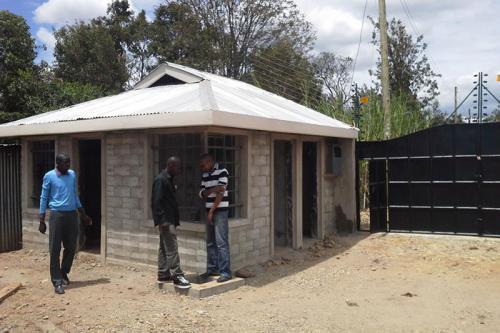 Kenya Dwellings