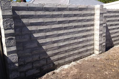 Milnerton Boundary Wall (2)