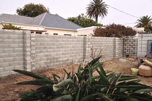 Milnerton Boundary Wall (3)