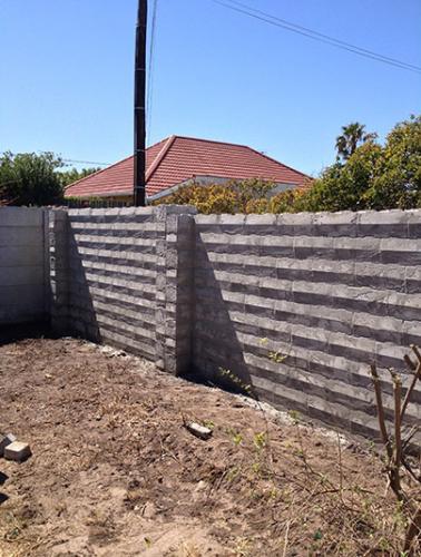 Milnerton Boundary Wall