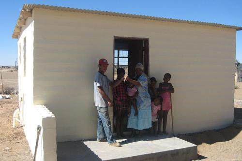 Namibia RDP