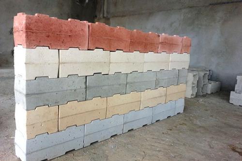 Pigment Blocks