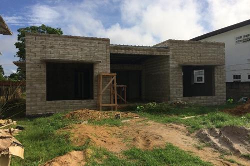 Suriname Dwellings